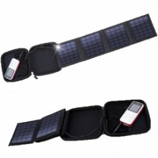 5 Watt, 6 VDC Wallet Sized Solar Charger