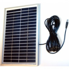 5 Watt, 18 VCD Rigid Solar Panel