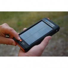 44.4 Watt-hours, Battery / 3000 mW Solar Charger