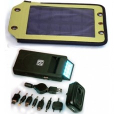 2.5 Watt, Solar Panel & 8100 mAh Battery