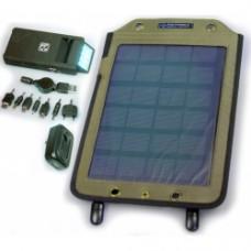 5 Watt, Solar Panel & 8100 mAh Battery