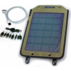 5 Watt, Solar Panel & Apple Cable