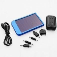 9.6 Watt-hours, Battery / 400 mW Solar