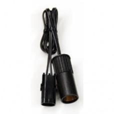 12 Volt DC Car Adapter (Cigarette Lighter)